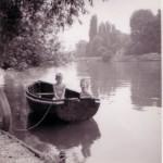 M+E rowboat