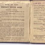 5 raf service book
